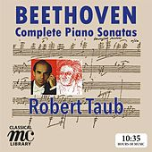 The Complete Piano Sonatas by Robert Taub