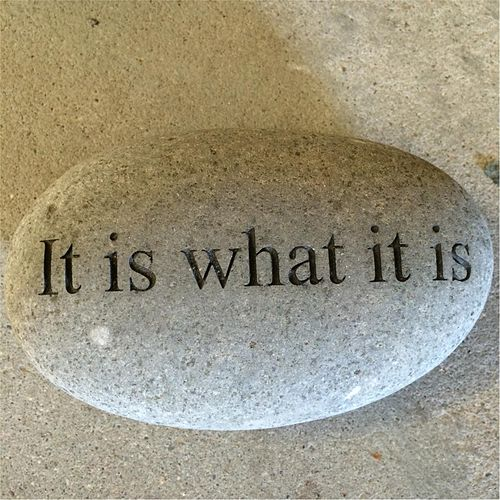 It Is What It Is by Chrissy Dowd