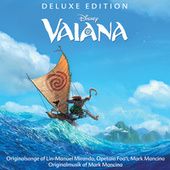 Vaiana (Originalt Dansk Soundtrack/Deluxe Edition) de Various Artists