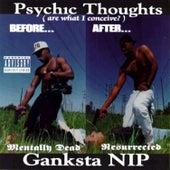 Psychic Thoughts by Ganxsta Nip