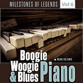 Milestones of Legends - Boogie Woogie & Blues Piano, Vol. 6 de Meade