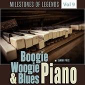 Milestones of Legends - Boogie Woogie & Blues Piano, Vol. 9 de Sam Price