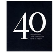 40 Years Of Passion de Various Artists