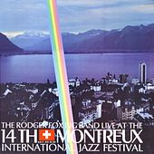 Live at the 14th Montreux International Jazz Festival de The Rodger Fox Big Band
