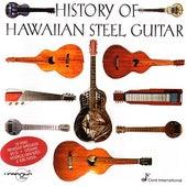 History Of Hawaiian Steel Guitar de Sol Ho`opi`i
