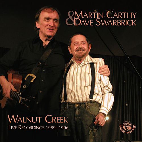 Walnut Creek: Live Recordings 1989-1996 by Martin Carthy
