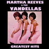Martha Reeves & The Vandellas - Greatest Hits de Martha and the Vandellas