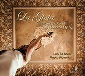 Corelli: Violin Sonatas, Op. 5 – La gioia by Lina Tur Bonet
