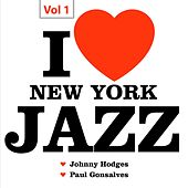 I Love New York Jazz, Vol. 1 by Various Artists