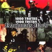 1000 Trutas 1000 Tretas (Ao Vivo) de Racionais Mc's