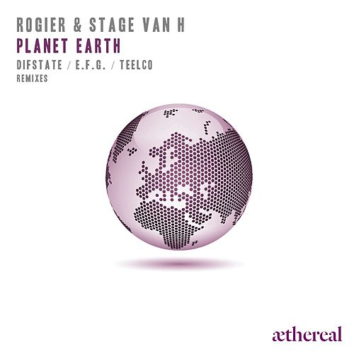 Planet Earth by Stage Van H