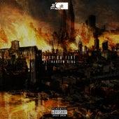 City on Fire (feat. Kadeem King) de The Cult