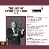 The Art of David Oistrakh, Vol. 1 by Various Artists