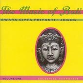 Music of Bali, Vol. 1 von Swara Cipta Priyanti