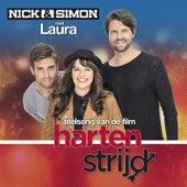 Hartenstrijd (feat. LAURA) van Nick & Simon