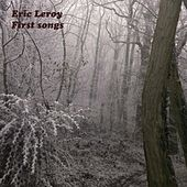 First Songs de Eric Leroy