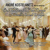 On The Beautiful Blue Danube : Famous Strauss Waltzes de Andre Kostelanetz And His Orchestra