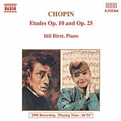 Etudes Op. 10 and Op. 25 by Frederic Chopin
