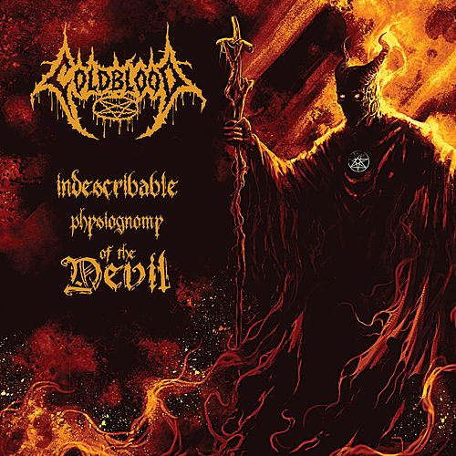 Indescribable Physiognomy of the Devil by Cold Blood