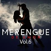 Merengue de Amor, Vol. 6 de Various Artists