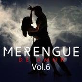 Merengue de Amor, Vol. 6 by Various Artists