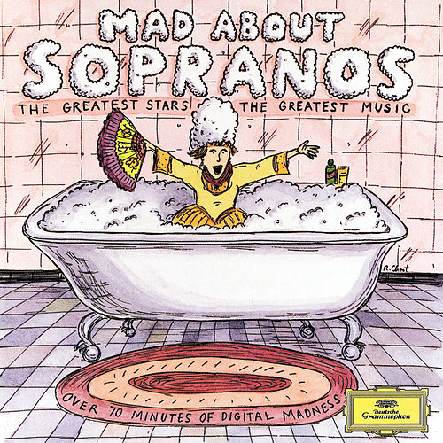 Mad About Sopranos by Various Artists