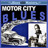 Motor City Blues de Various Artists
