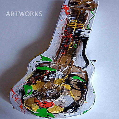 Artworks 1-15 by Pim Smit