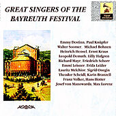 Great Singers of the Bayreuth Festival by Various Artists