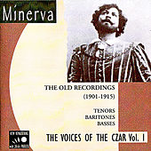 The Voices of the Czar Vol. 1 de Various Artists