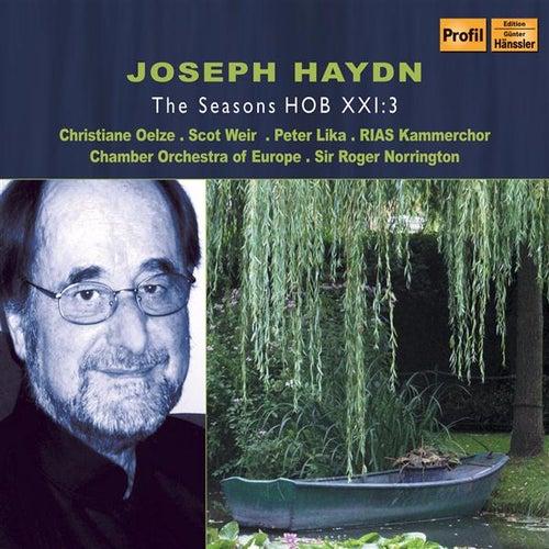 HAYDN, J.: Jahreszeiten (Die) (Norrington) by Various Artists