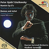 TCHAIKOVSKY, P.: Hamlet / Romeo and Juliet  (Russian National Orchestra, V. Jurowski) by Various Artists