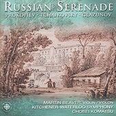 Russian Serenade de Martin Beaver