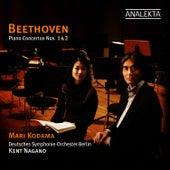 Beethoven: Piano Concertos Nos. 1 & 2 de Mari Kodama