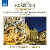 Koželuch: Symphonies, Vol. 1 by Czech Chamber Philharmonic Orchestra Pardubice