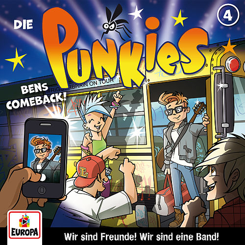 004/Bens Comeback by Die Punkies