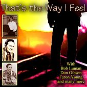 That's the Way I Feel de Various Artists