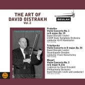 The Art of David Oistrakh, Vol. 2 by David Oistrakh