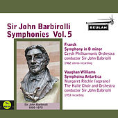 Sir John Barbirolli Symphonies, Vol. 5 de Sir John Barbirolli