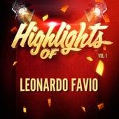 Highlights of Leonardo Favio, Vol. 1 von Leonardo Favio