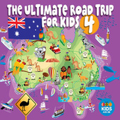 Ultimate Road Trip For Kids (Vol. 4) by Various Artists