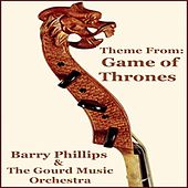 Game of Thrones - Main Theme by Barry Phillips