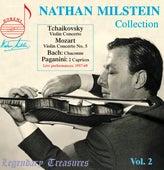 Nathan Milstein Live, Vol. 2 by Nathan Milstein