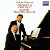Grieg & Schumann: Piano Concertos von Riccardo Chailly