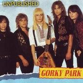 Gorky Park - Unpublished by Gorky Park (1)