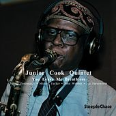 You Leave Me Breathless by Junior Cook