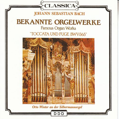 J. S. Bach: Famous Organ Works by Miklos Spanyi