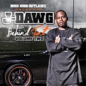 Behind Tint, Vol. 2 by J-Dawg