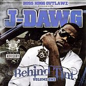 Behind Tint, Vol. 1 by J-Dawg