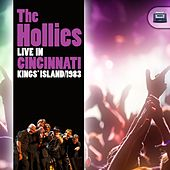 Live in Cincinnatti by The Hollies